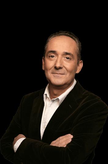 Experto en odontología Carlos Barrado