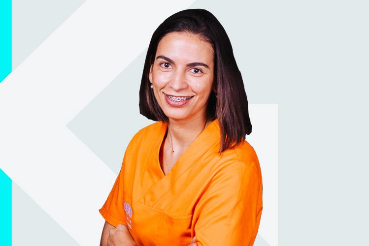 Experto en odontología Dra. CarmenHernández Marrero
