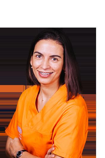 Experto en odontología Dra. Carmen Hernández Marrero