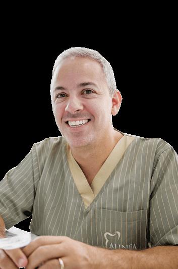 Experto en odontología Cesar Pimentel