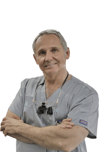 Experto en odontología Dr. José Luis  de la Hoz Aizpurua
