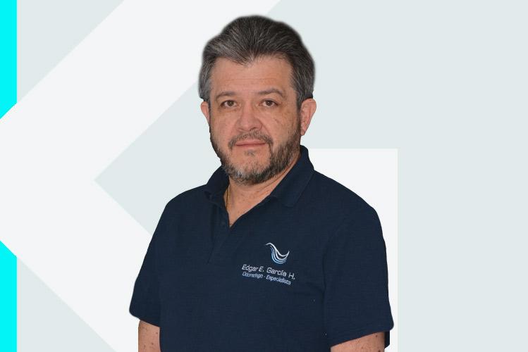 Experto en odontología Edgar EnriqueGarcía Hurtado