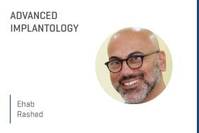 Experto en odontología Dr. EhabRashed