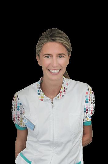 Experto en odontología Elena Gonzalvo