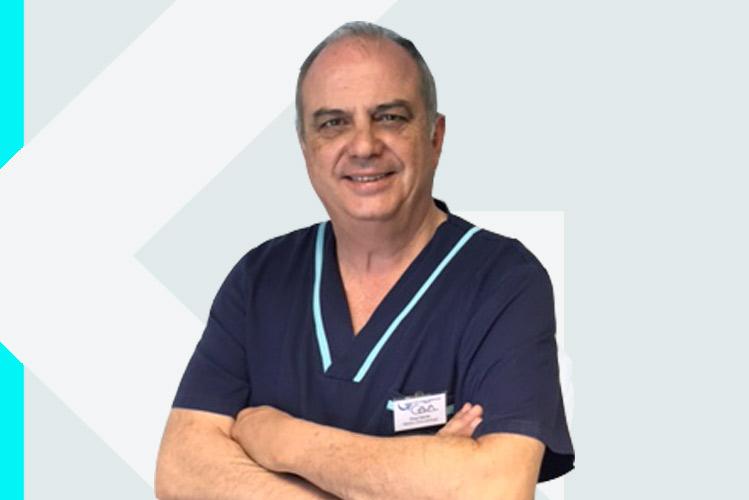 Experto en odontología ElíasGalván