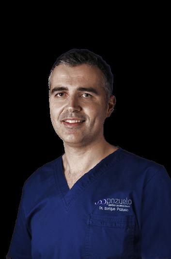 Experto en odontología Enrique Pozuelo