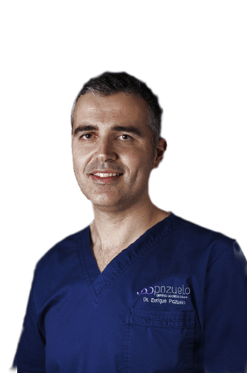 Experto en odontología participante de Knotgroup Dental Institute Dr. Enrique Pozuelo Pinilla