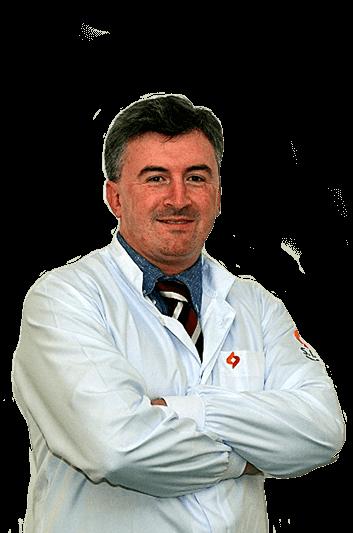 Experto en odontología Dr. Fabricio Le Draper Vieira