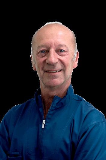 Experto en odontología Dr. Ferruccio Vischia