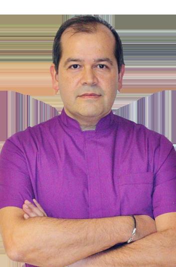 Experto en odontología Dr. Francisco Javier Macía Arce