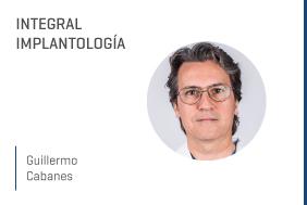 Experto en odontología Dr. GuillermoCabanes