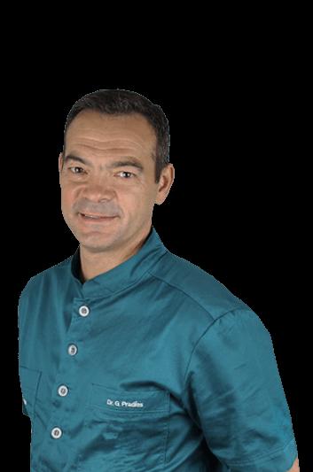 Experto en odontología Dr. Guillermo Pradíes Ramiro
