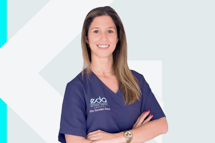 Experto en odontología Dra. IsabelGonzález Bueso