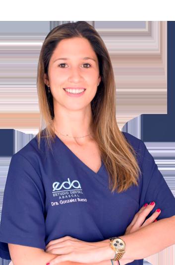Experto en odontología Dra. Isabel González Bueso
