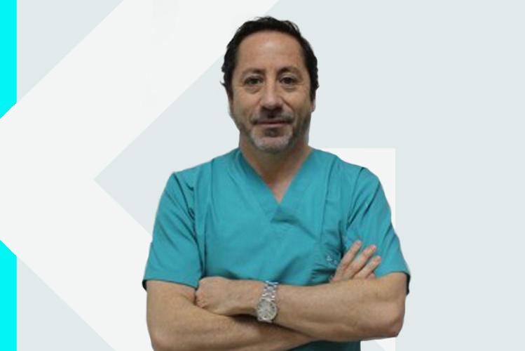 Experto en odontología Dr. IvánUrzúa Araya