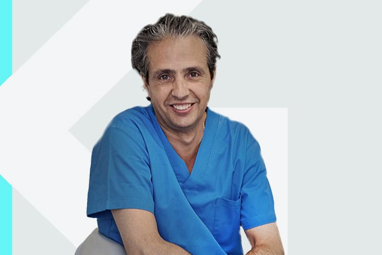 Experto en odontología Dr. JavierSola Alonso