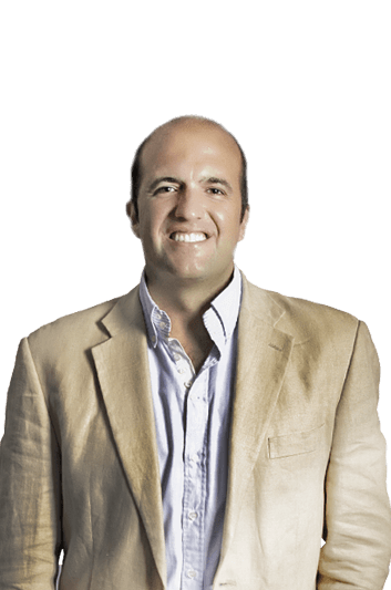 Experto en odontología Dr. Jesús Creagh Zorrilla