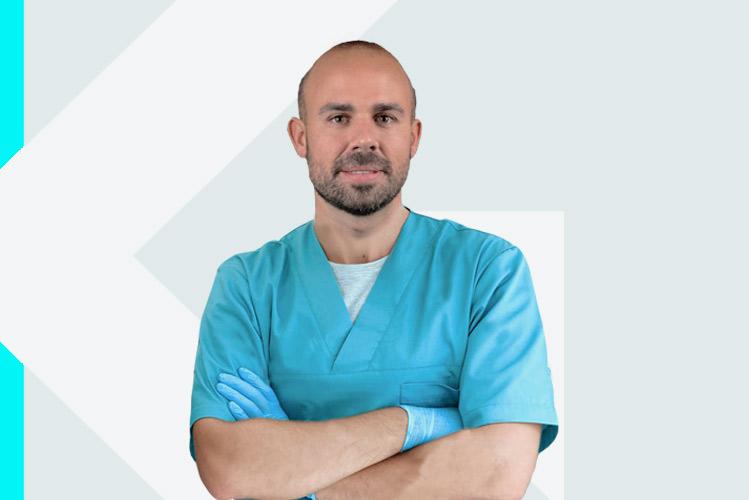 Experto en odontología Dr. Joan TomásBueno