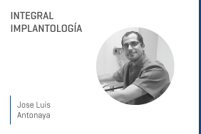 Experto en odontología Dr. José LuisAntonaya