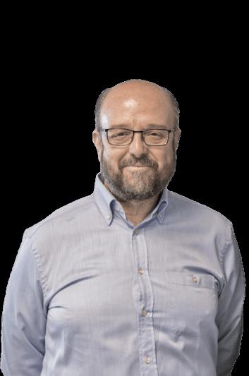 Experto en odontología José Manuel Cámara