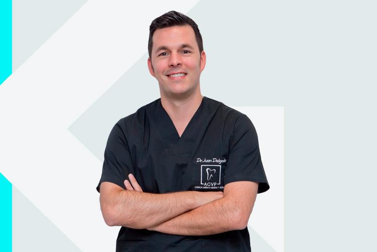 Experto en odontología Dr. JuanDelgado Martínez