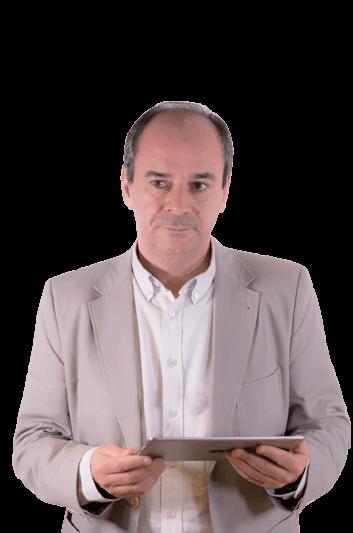 Experto en odontología Juan Antonio Suárez Quintanilla