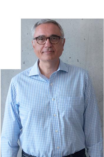 Experto en odontología Leopoldo Alandete