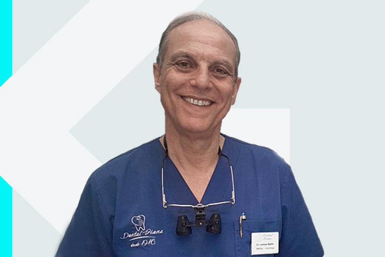 Experto en odontología Dr. LorenzoBellini Domínguez