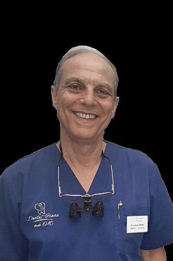 Experto en odontología Lorenzo Bellini