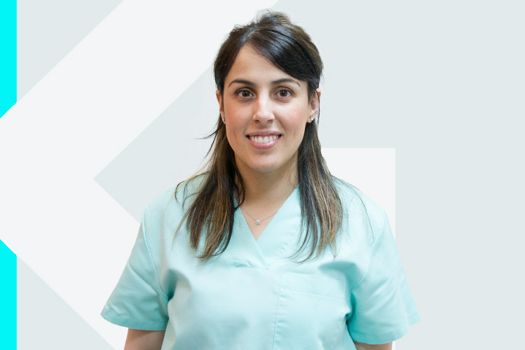 Experto en odontología Dra. MaríaGuerrero González