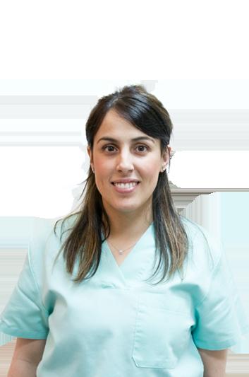 Experto en odontología Dra. María Guerrero González