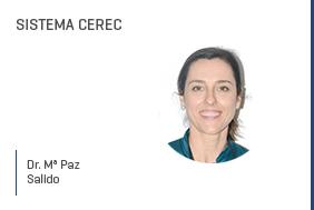 Experto en odontología Dra. María PazSalido