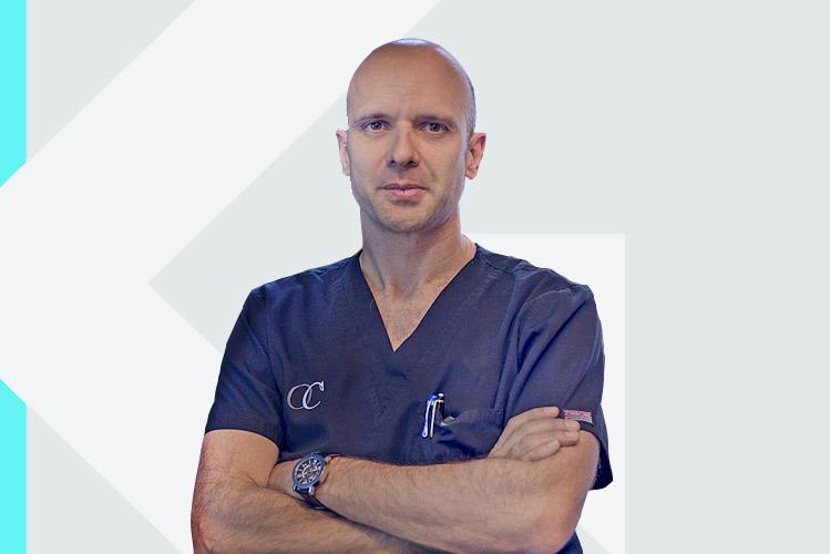 Experto en odontología Dr. OriolCantó Navés