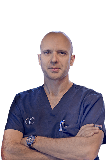 Experto en odontología Dr. Oriol Cantó Navés