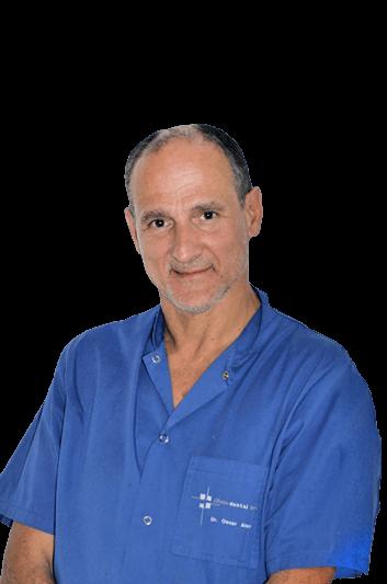 Experto en odontología Óscar Alonso