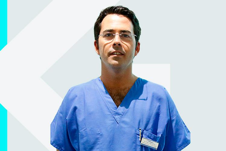 Experto en odontología Dr. PabloTejerina Díaz