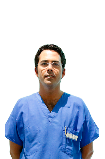 Experto en odontología Dr. Pablo Tejerina Díaz