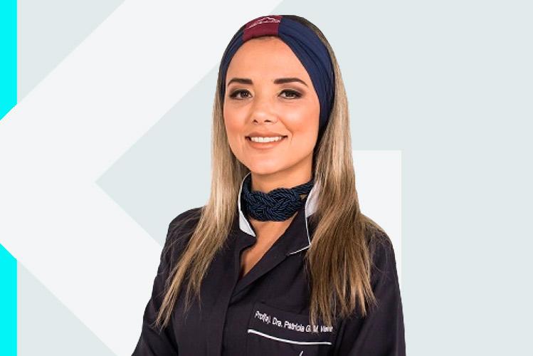 Experto en odontología Dra. PatriciaGuedes Maciel Vieira