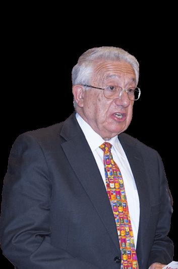 Experto en odontología Pedro García Barreno