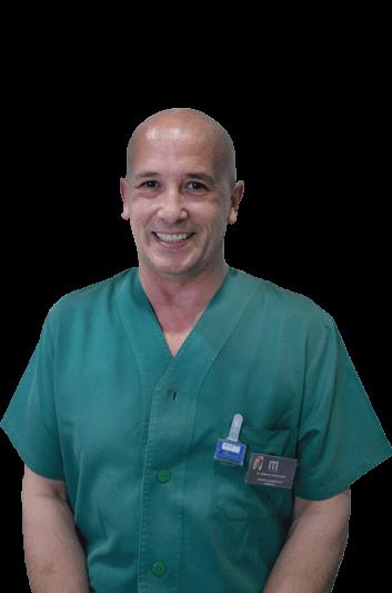 Experto en odontología Dr. Pedro Guitián Lema