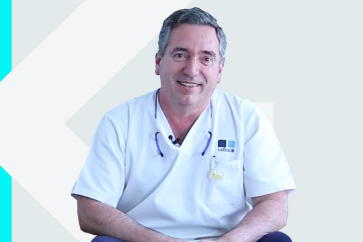 Experto en odontología Dr. RafaelGutiérrez del Álamo Baca