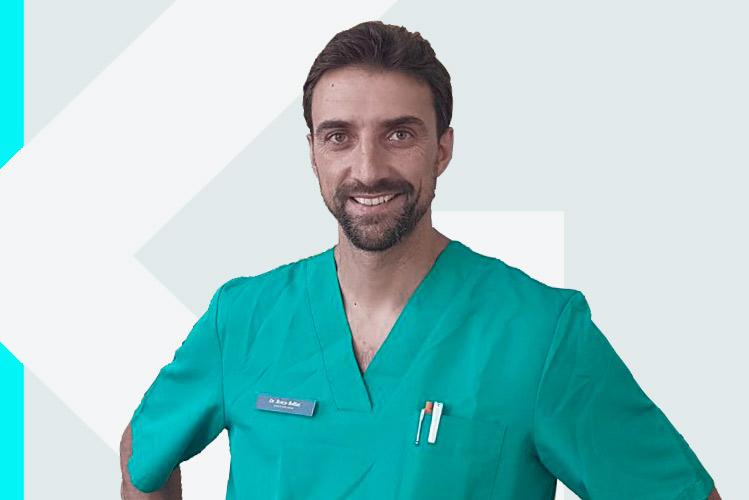 Experto en odontología Dr. RenzoBellini García