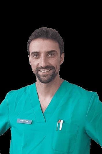 Experto en odontología Dr. Renzo Bellini García