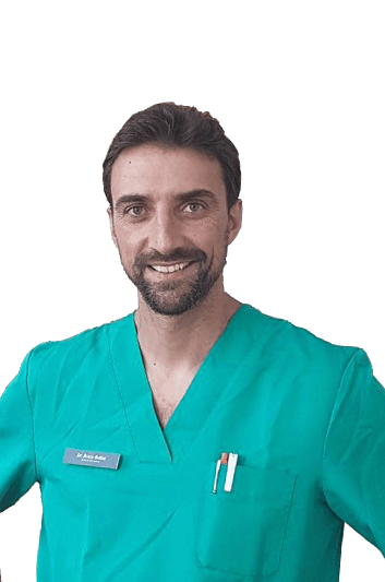 Experto en odontología Renzo Bellini