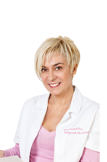 Experto en odontología participante de Knotgroup Dental Institute Rosa M. Ros