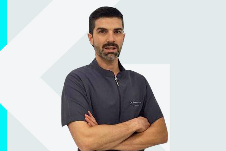 Experto en odontología Dr. SamuelOliván Molina