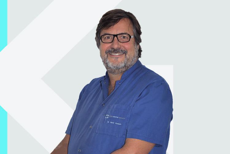 Experto en odontología Dr. SantiagoPasquín