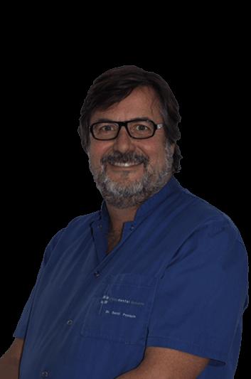 Experto en odontología Dr. Santiago Pasquín