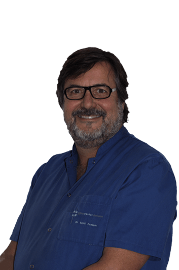 Experto en odontología participante de Knotgroup Dental Institute Dr. Santiago Pasquín
