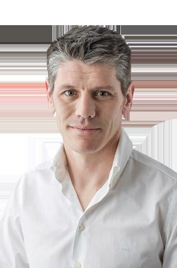 Experto en odontología Sergio Rodríguez Silva